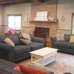 Living Area - Ferguson Cottage